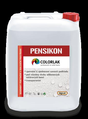 PENSIKON silikonový, 0 L