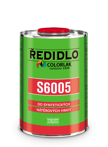 Ředidlo S6005 0.7l COLORLAK