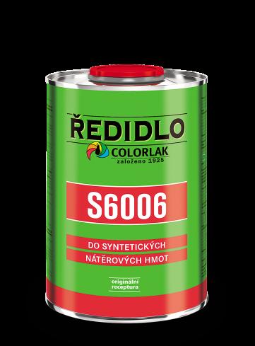 Ředidlo S6006 0.7l COLORLAK