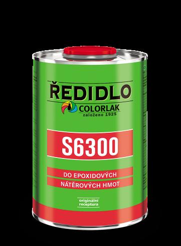 ŘEDIDLO S6300 epoxidové 0,7 L